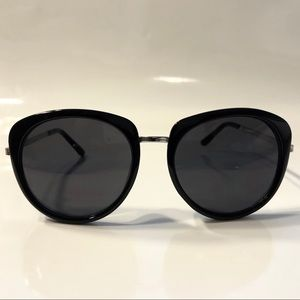 Accessories - VTG Sunglasses, 1990s Style, Black Frame